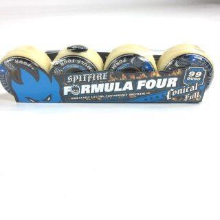 Spitfire Bánh Xe, Bánh Xe Chuyên Nghiệp Bốn 99D Hình Nón Đầy Đủ 53Mm Phụ Kiện Ván Trượt Cao Cấp thumbnail