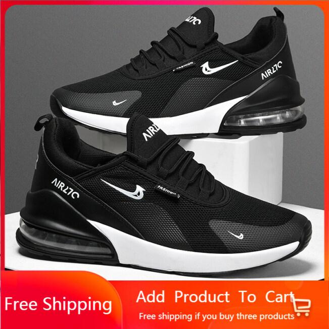 HOKA Sneakers Giày Thường Ngày Màu Đen Đỏ Cho Nam Nữ, Giày Thể Thao Nam Nữ Thời Trang giá rẻ