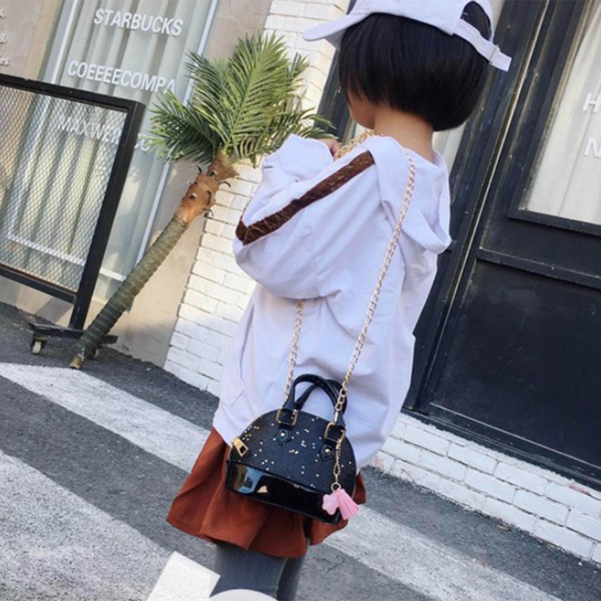 Giá bán Bé gái KidS Hoa Thời Trang Cho Bé Nhỏ Dễ Thương Mini Thời Trung Quốc Túi Xách