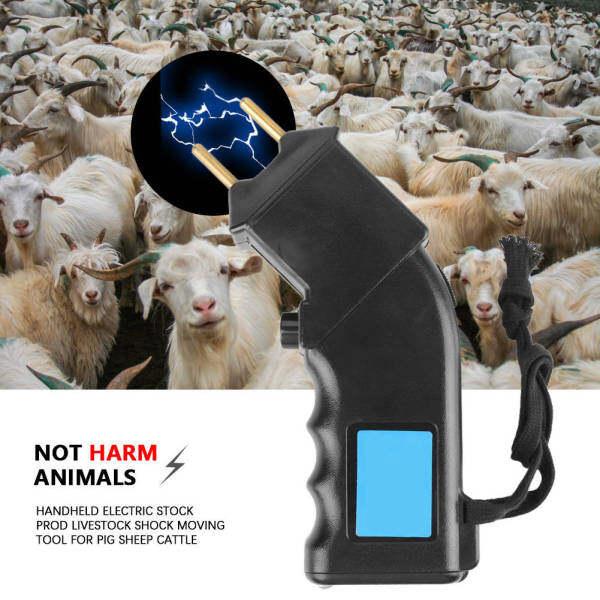 Điện Cầm Tay Chứng Khoán Prod Chăn Nuôi Sốc Điện Gia Súc Công Cụ Di Chuyển Cho Lợn Cừu Gia Súc