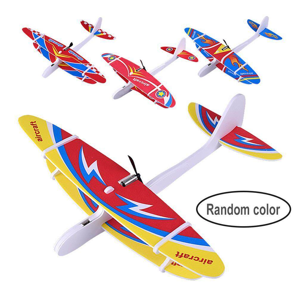 Umiwe Hand Throwing Electric Plane, Manual Throwing Outdoor Sports Toys For Challenging By Umiwe.