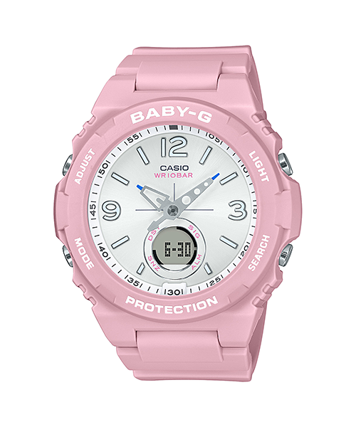 Casio Baby-G BGA-260SC Series Womens Watch Malaysia