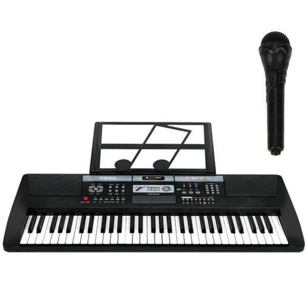 Edens 61 Keys Multi-function Digital Electronic Keyboard Digital Piano (328-14) - Fulfilled by Edens Malaysia