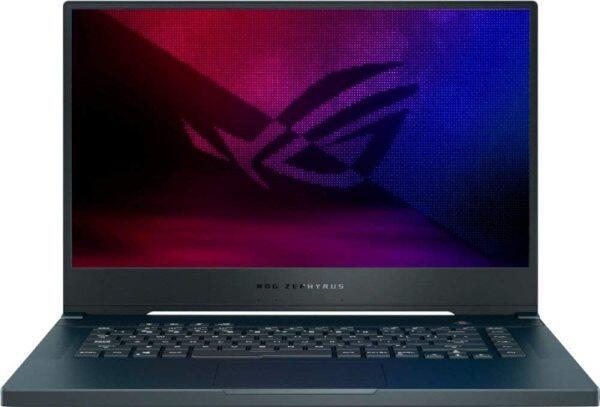 Newest Asus ROG Zephyrus M15 15.6 FHD 240Hz IPS Premium Gaming Laptop, 10th Gen Intel Core i7-10750H, 16GB RAM, 1TB PCIe SSD, NVIDIA GeForce RTX 2070 Max-Q 8GB GDDR6, RGB Backlit Keyboard, Windows 10 Malaysia