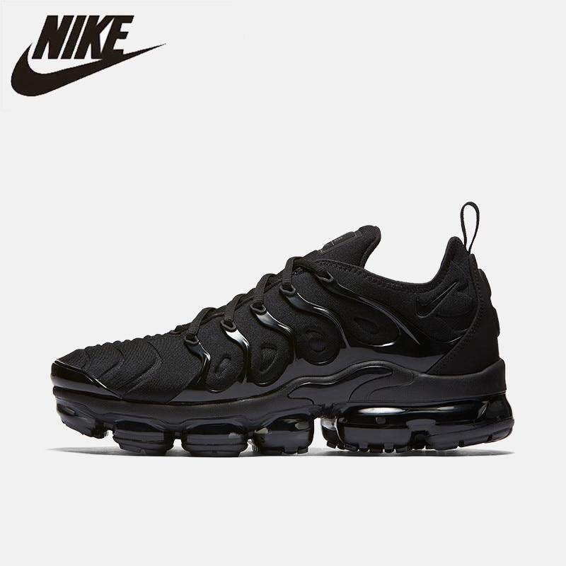 huge discount 85ee0 d8484 NIKE AIR VAPORMAX PLUS men s running shoes sports shoes 924453 walking  jogging shoes comfortable shoes
