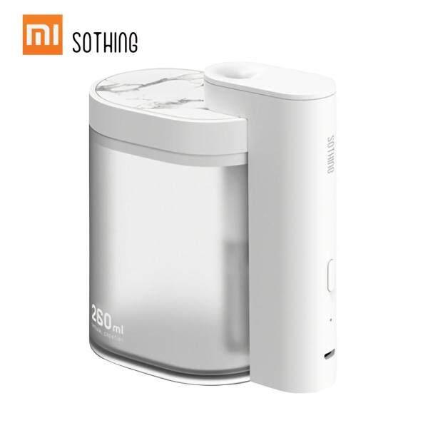 Xiaomi Mijia Sothing Máy Làm Ẩm Không Khí Máy Tính Để Bàn Gia Đình Tắt Tiếng Máy Lọc Không Khí Hình Học Máy Khuếch Tán Nước Máy Phun Sương Sạc USB