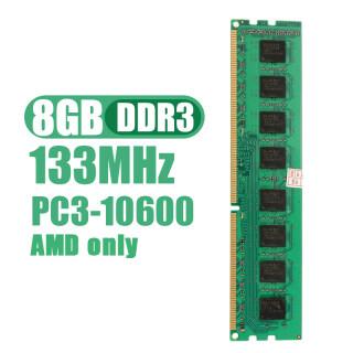 8GB DDR3 PC3-10600 1333MHz 240Pin Cho AMD Bộ Nhớ DIMM Máy Tính Để Bàn RAM Mới thumbnail
