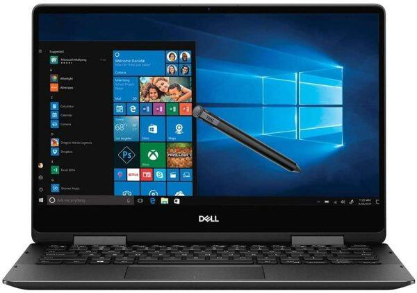 Dell Inspiron 13 7000 2 in 1 Premium 2019, 13.3 4K UHD IPS Touchscreen Laptop, Intel Quad-Core i7-8565U, 16GB DDR4, 1TB PCIe SSD, HD Webcam HDMI USB-C WiFi Backlit KB Fingerprint Active Pen Win 10 Malaysia