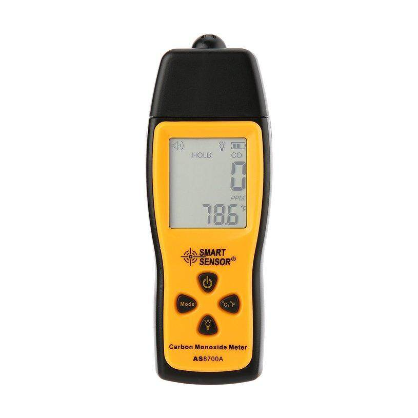 XIN Handheld Carbon Monoxide Meter Portable CO Gas leak Detector Gas Analyzer High Precision Detector Gas Monitor t*ester 1000ppm