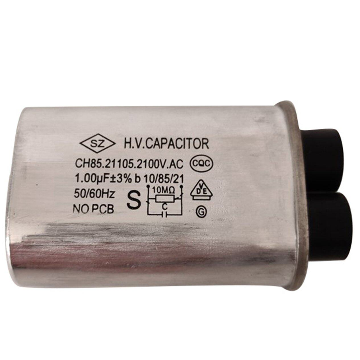 Microwave Oven Capacitor 0.90uF CH85 2100V AC High Voltage CAPACITOR NEW