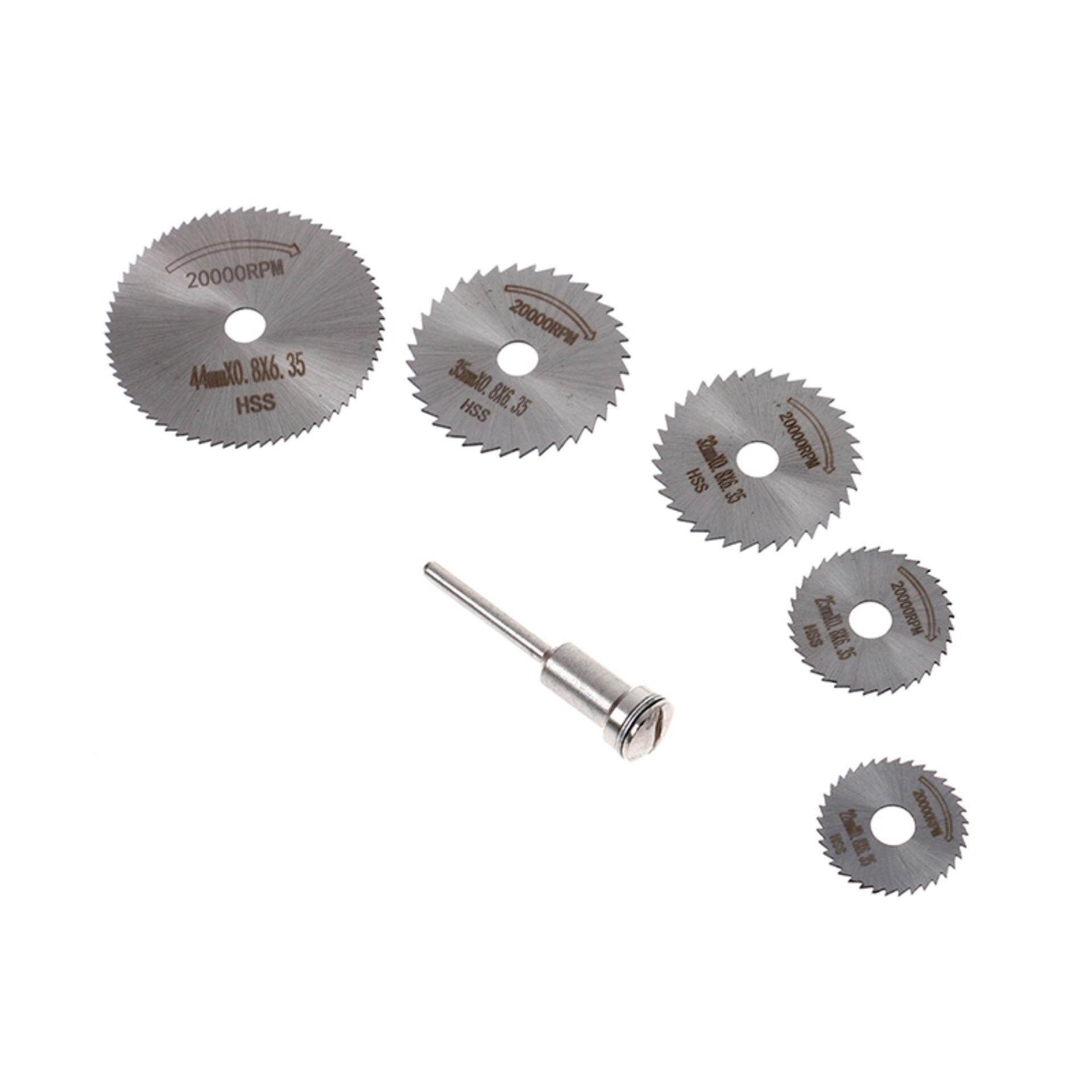 Circular Saw Disc Set Accessory Small Drill Rotary Tool Wood Cutting Fast