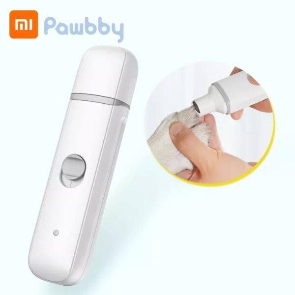 Xiaomi Youpin Pawbby Dụng Cụ Cắt Móng Cho Thú Cưng, Điện Cắt Móng Tay, Máy Mài Móng Cho Chó Mèo Tông Đơ Cắt Móng Chăm Sóc Thú Cưng