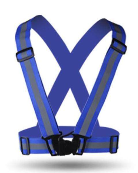 Adjustable Safety Visibility Reflective Vest