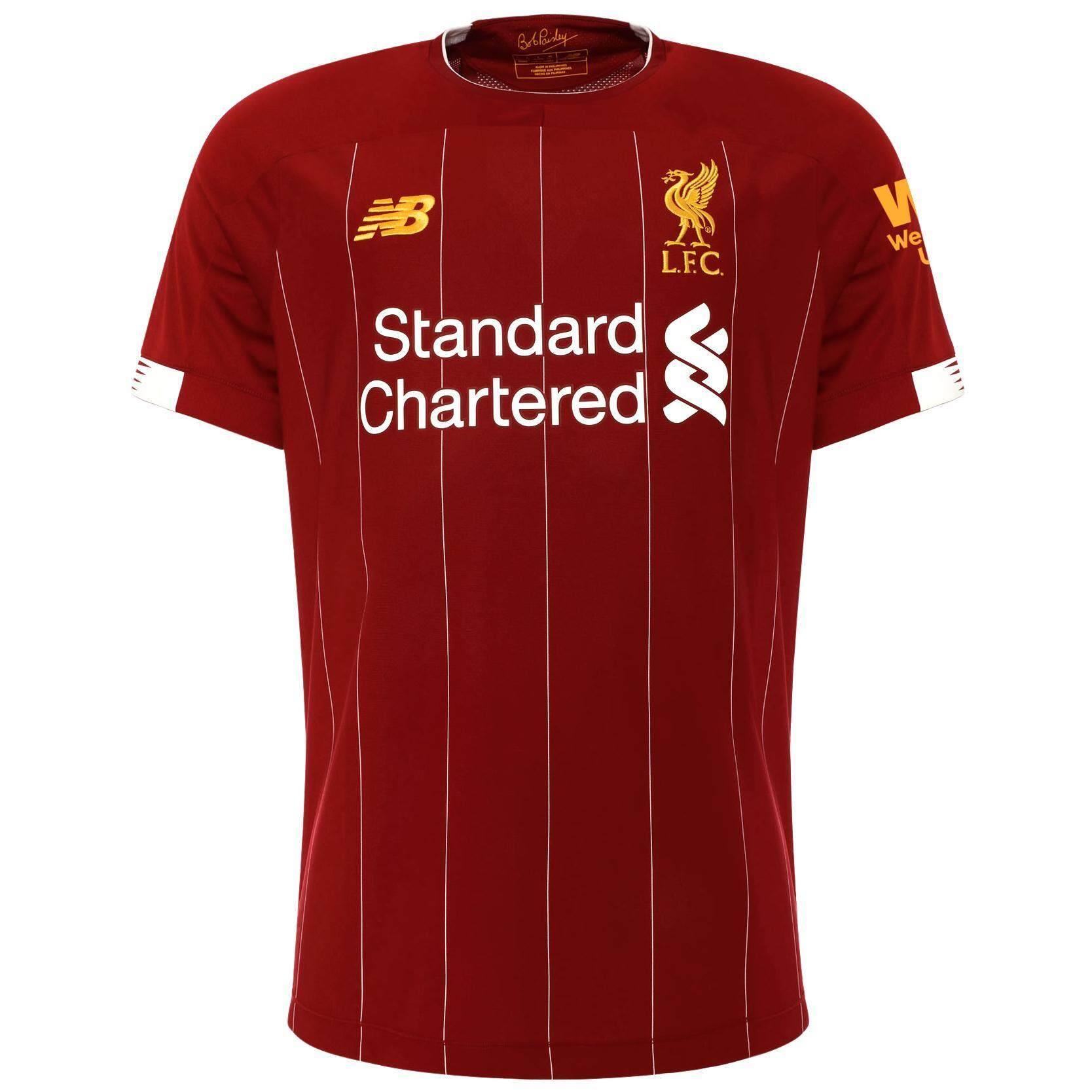 e279ac4e6a2 9538 items found in Football. Liverpool Home Jersey 2019 20 for Men EPL