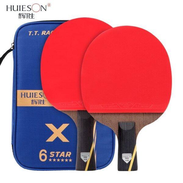 Bảng giá 6 Sao Sợi Carbon Blade Bảng Vợt Tennis Hai Mặt Nổi Mụn Vợt Bóng Bàn Bộ Vợt