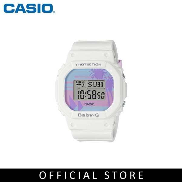 Casio Baby-G BGD-560BC-7 White Resin Band Women Sports Watch Malaysia