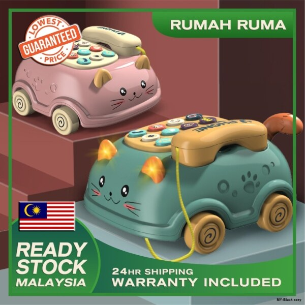 ▲✼  elephone oy Cat [reen-ink] [English - Chinese] id aby oddler Cartoon usal us Song ox Educational Learning Malaysia