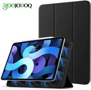 GOOJODOQ Cho Ốp iPad Air 2020 Ốp Cho iPad Air 4 10.9 2020, Cho iPad Pro 11 2018 2020 Trường Hợp Từ Thông Minh Bìa thumbnail