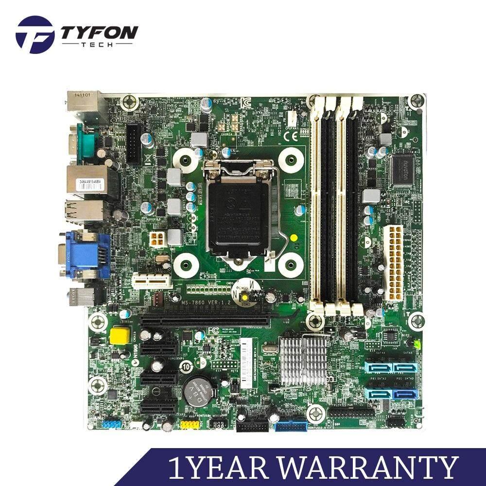 HP Prodesk 400 G2 MT LGA 1150 Desktop Motherboard MS-7860 718412-001  (Refurbished)