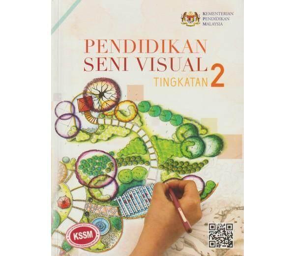 BUKU TEKS SENI VISUAL TINGKATAN 2 Malaysia