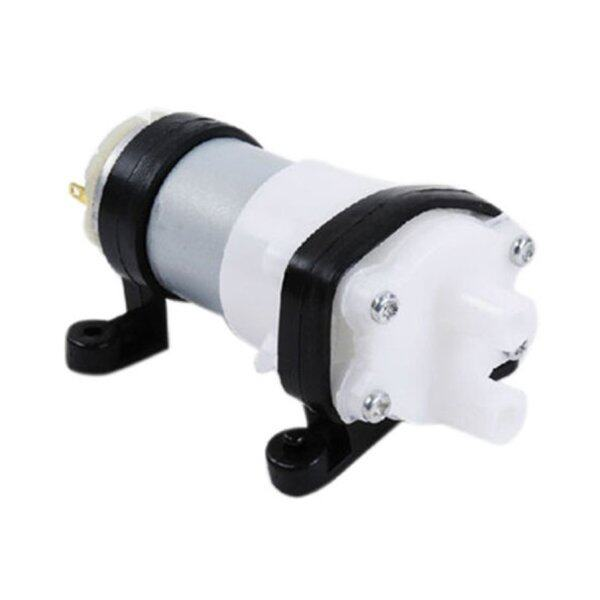 GOFT DC Diaphragm Pump 385 Water Pump Aquarium Pump Motor for Car Scrub Grain Oil