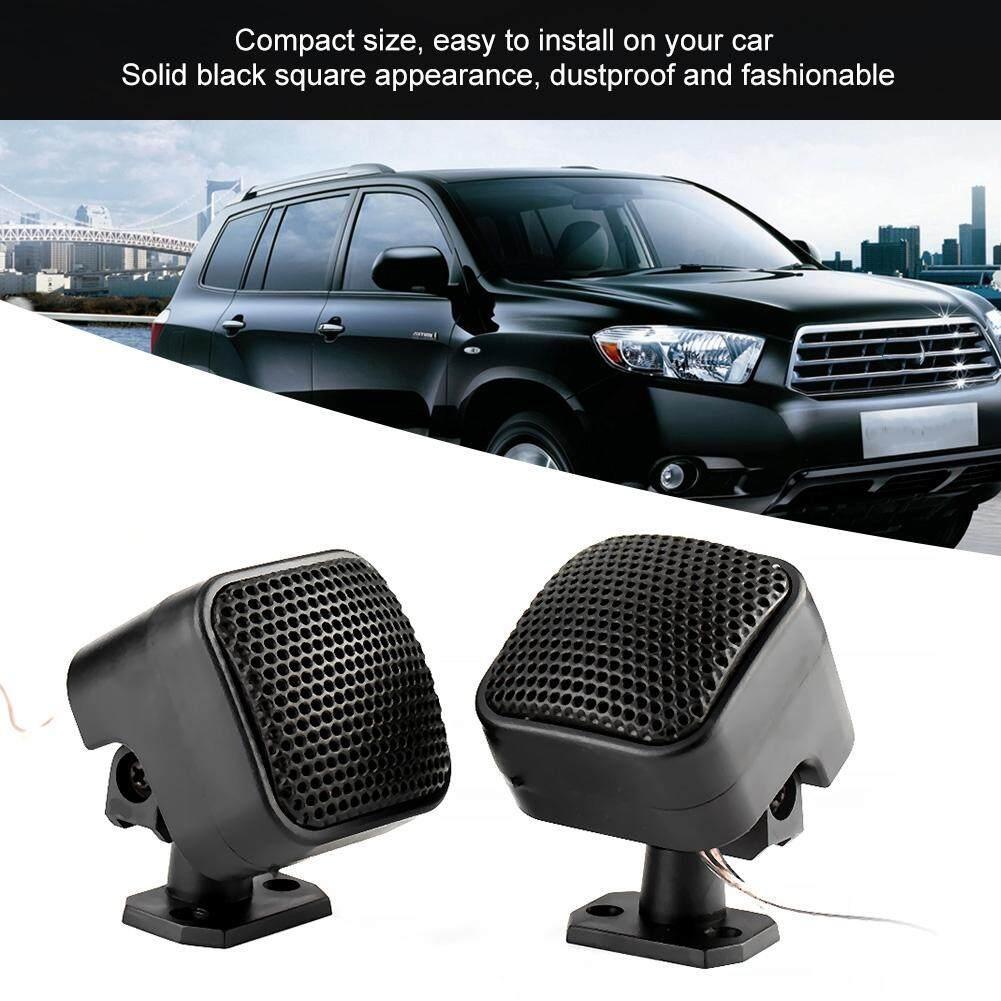 2 Pcs Mobil Kecil Pengeras Suara Persegi Audio Keras Musik Pengeras Suara Tweeter 500 W