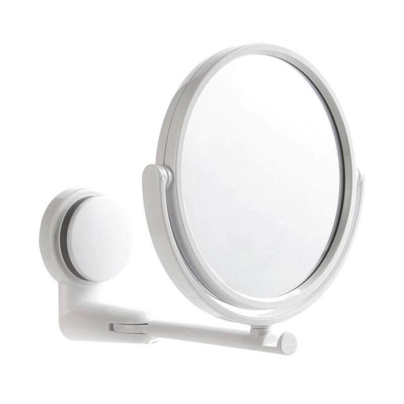 [Xf0v9y] Gương Gắn Tường Phòng Tắm Hai Mặt Mỹ Phẩm Trang Điểm 360 Gương Trang Trí Xoay