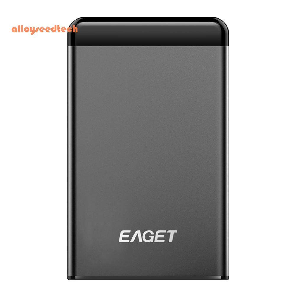 Eaget 2.5 Inch Usb 3.0 Sata Ssd Hard Drive Enclosure Case Mobile Hard Disk Box Computer Accessories.