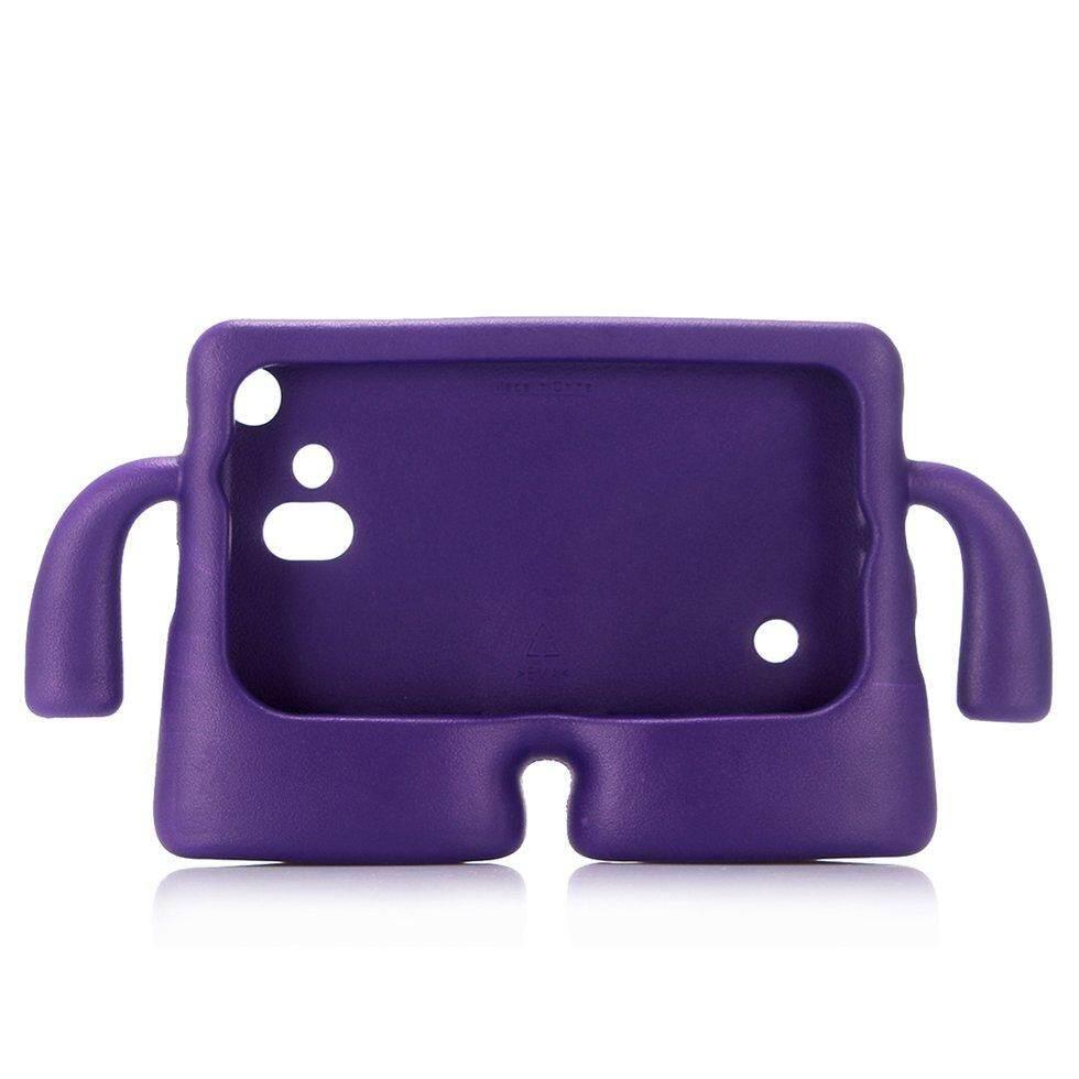 Gaya Kartun Lucu Tablet Casing Pelindung PC Anak-anak Tidak Beracun EVA Sarung Berdiri Cocok untuk SAmsung T110/T211/T210