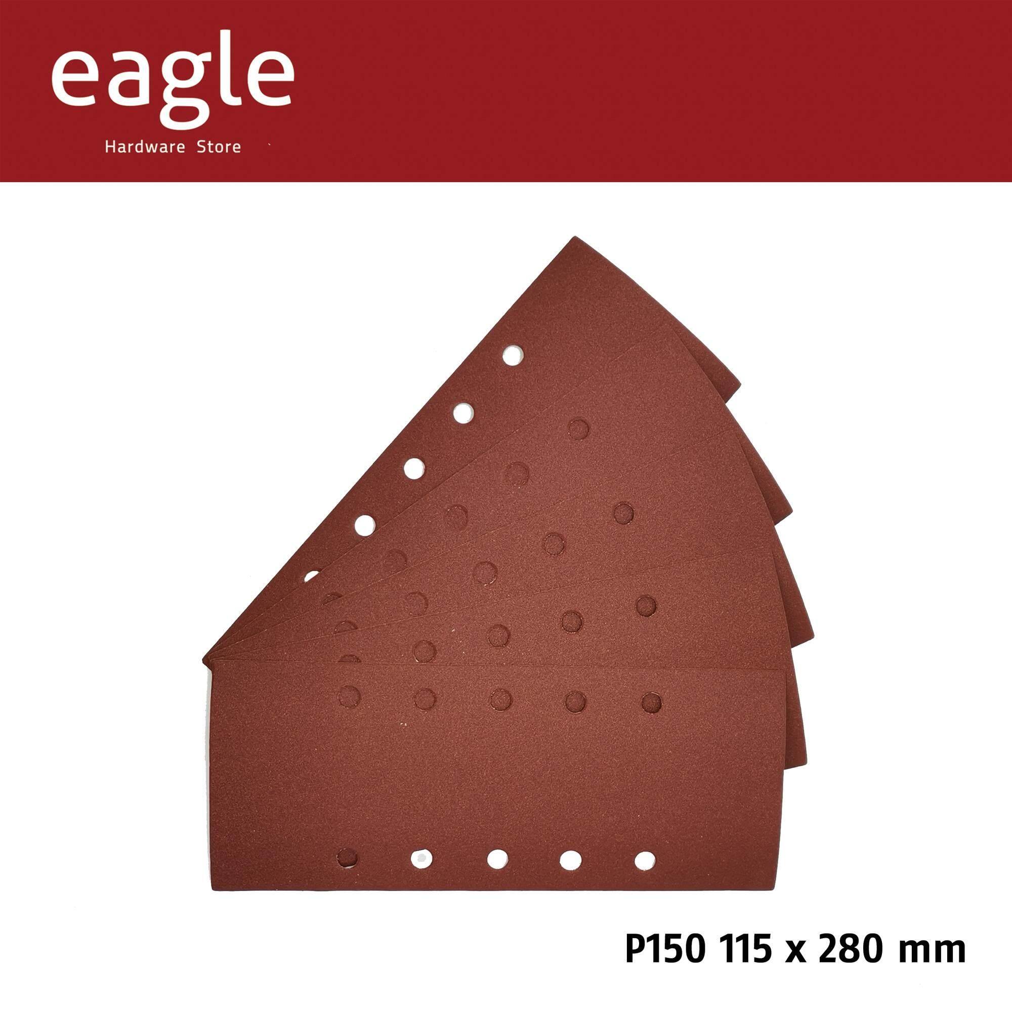 Malaysia 115 x 280mm P150 Sand Paper - 5pcs ( SSS310-XD, SSS310 )