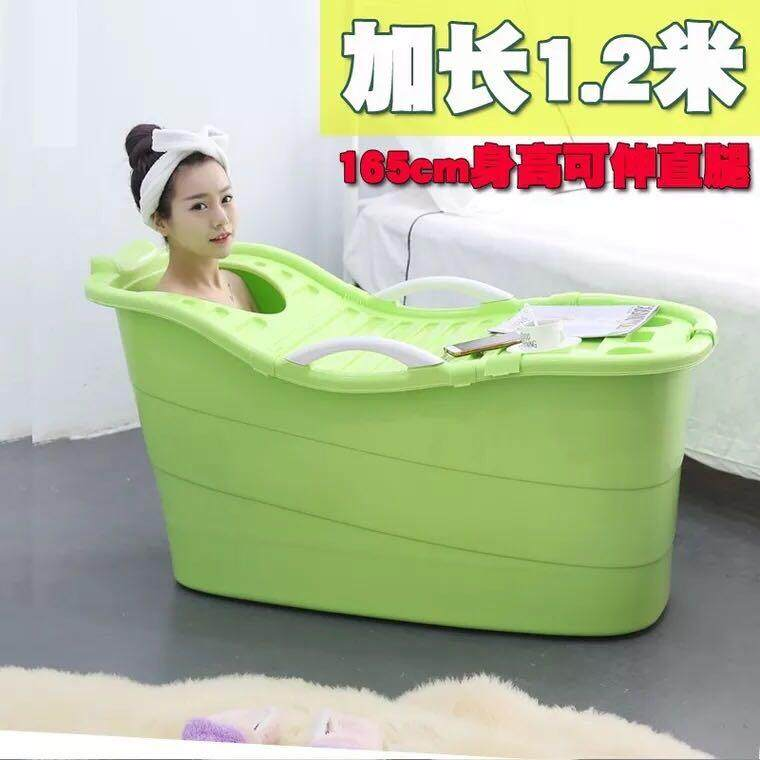 Modern House Use Sauna And Steam Therapy Bathtub+cover Size :120x57x64cm By Love What Y L.