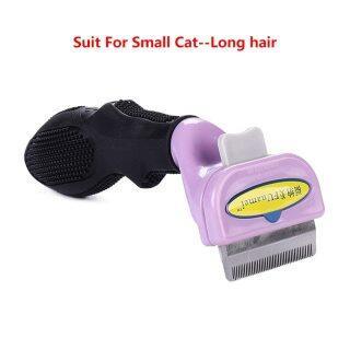 Lược Chải Lông Chó Cưng, Pet Grooming Bàn Chải Lược Mát-xa Rụng Lông Cho Chó Mèo, Dụng Cụ Tẩy Lông Chó Bàn Chải Làm Sạch Lông Thú Cưng thumbnail