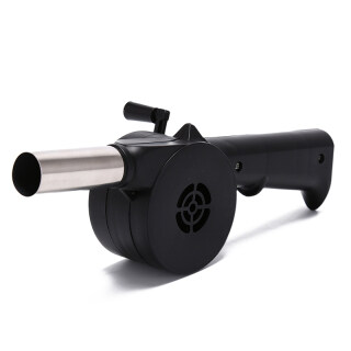 AYUYTDB outdoor bbq hand crank powered fan air blower for picnic barbecue fire equipment thumbnail