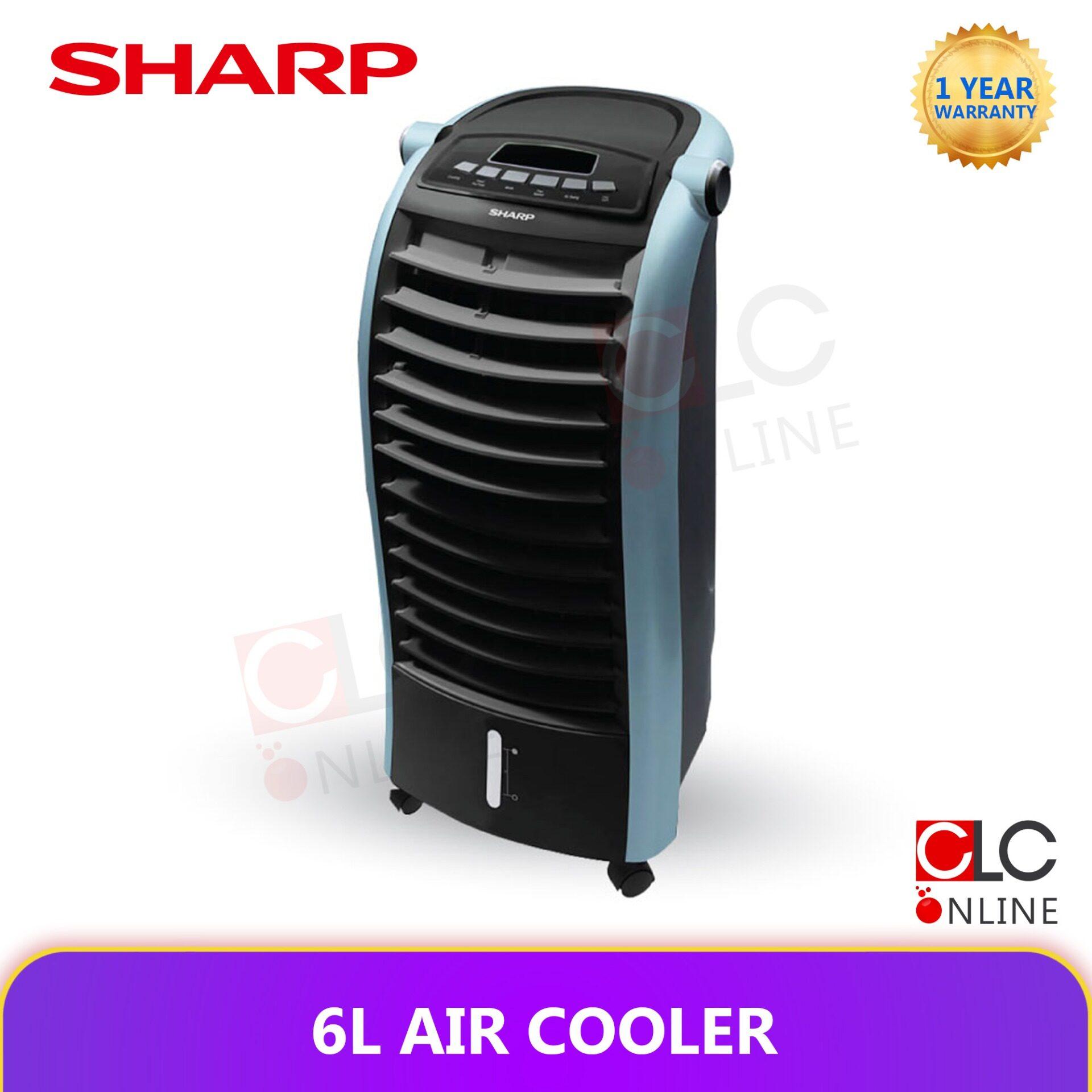 Sharp Air Cooler (6L) PJA36TVW PJA36TVB