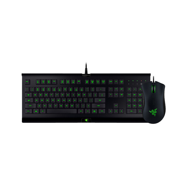 Razer Cynosa Pro Keyboard + Razer DeathAdder 2000 Mouse Combo Kit Gaming Set 3 Color Backlight Macro Recording Singapore