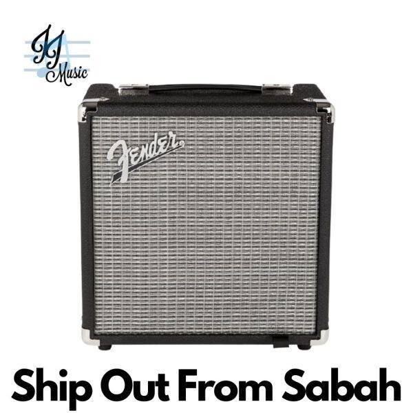 Fender Rumble 15 V3 15 Watt 1x8 Guitar Bass Amplifier Malaysia