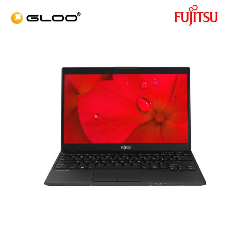 """Fujitsu UH-X FPC02474LK Laptop (Intel i5-10210U,8GB,512GB SSD,Integrated,13.3""""FHD,W10,Blk) Malaysia"""