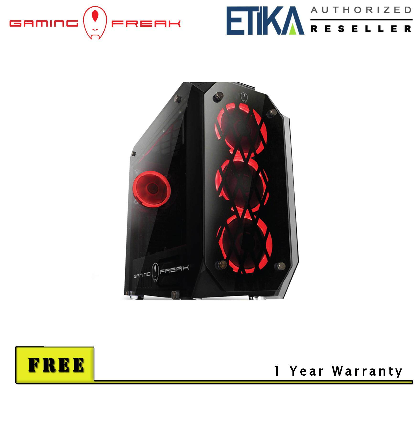 Gaming Freak EOS M800G Tempered Glass Chassis (GFG-M800G) Malaysia