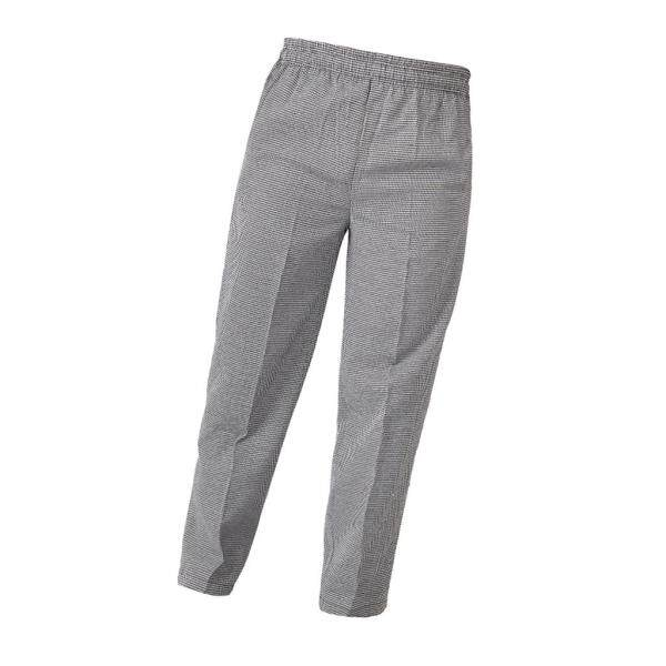 freneci Chef Baggy Pants for Men / Women Cooking with Pockets and Elastic Waist, 4 Patterns 5 Sizes Optional