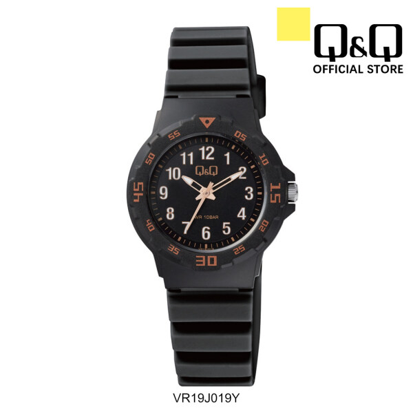 Q&Q Japan by Citizen VR19 Ladies Fashion Resin Watch Malaysia