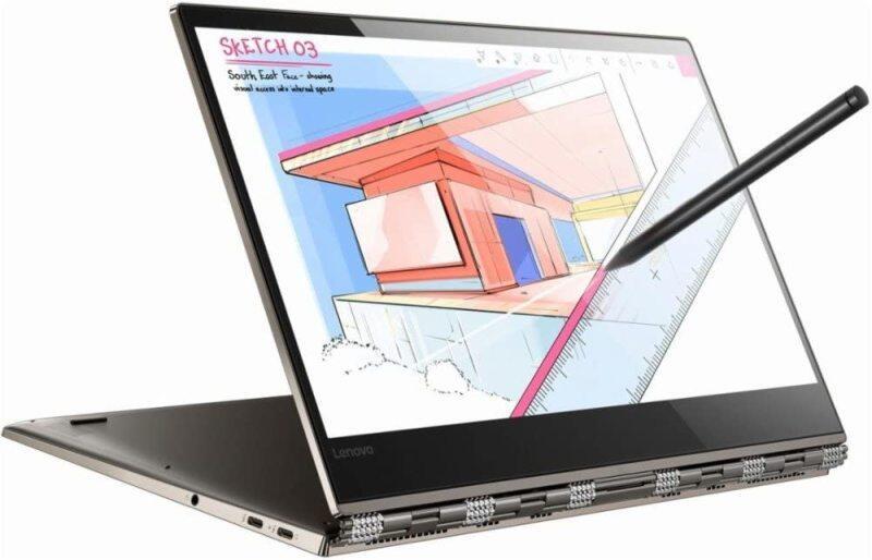 Lenovo Yoga 920 - 13.9 FHD Touch - 8Gen i7-8550U - 8GB - 256GB SSD Malaysia