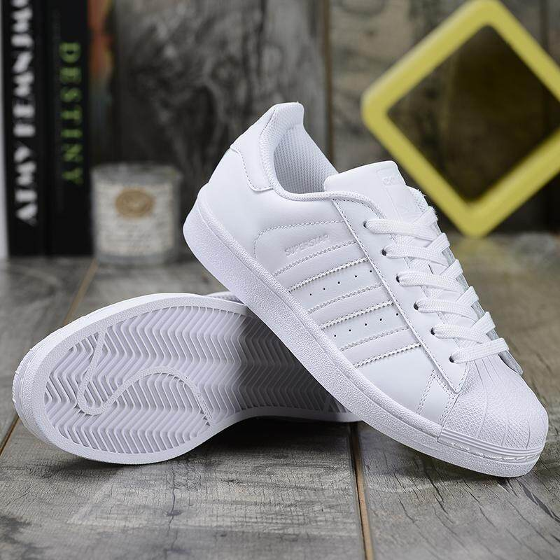 460ea3ab81f Adidas men's shoes clover shell head women's shoes radiation casual shoes  gold standard low to help