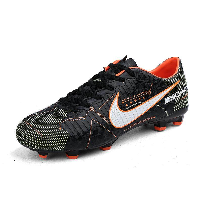 888b8b69a China. 【7 Color】Adult Children FG Football Shoes Spike Soccer Shoes Grass Soccer  Shoes(