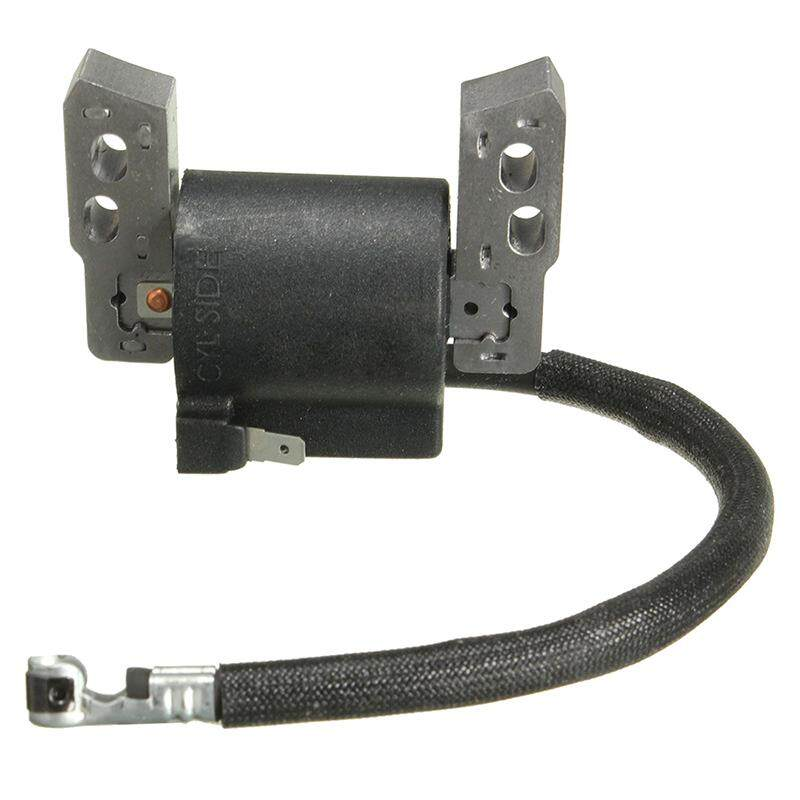 Lawn Electronic Ignition Coil For Briggs & Stratton 695711 802574 796964  Black