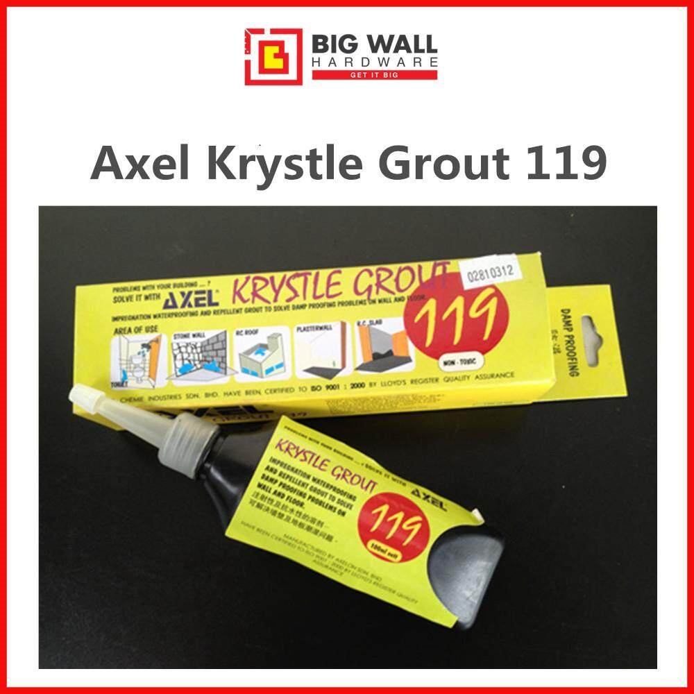 Axel Krystle Grout 119 Impregnation Waterproofing Repellent Grout