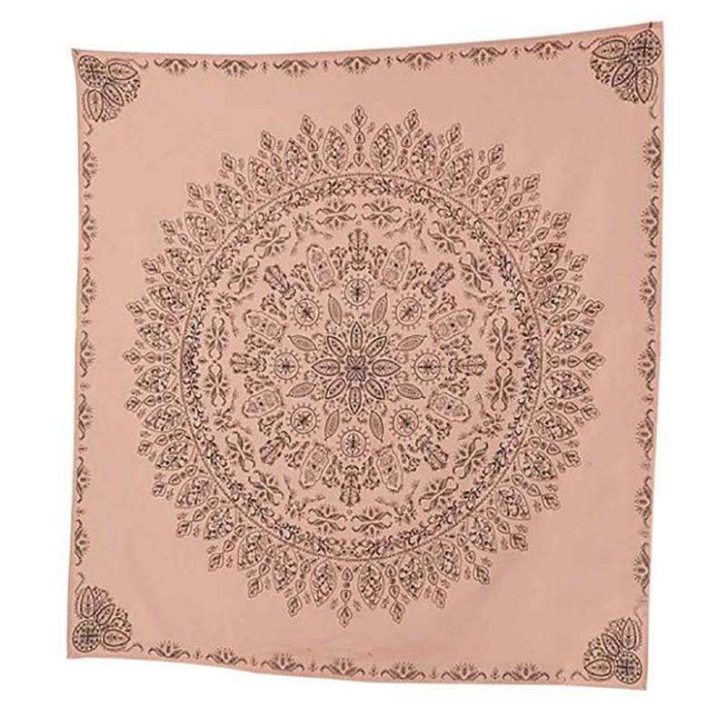 Bohemian Style Geometry Mandala Tapestries Visionary Art Wall Hanging Tapestry Sheets Dorm Decor Hippie Beach Blanket Drop Ship