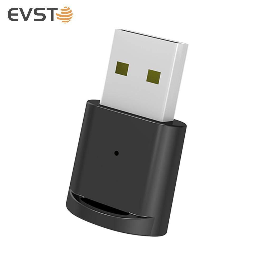 [EVST] Bộ Phát Âm Thanh Bluetooth USB B53 Bộ Chuyển Đổi Nhạc Không Dây BT5.0 Các Cuộc Gọi Rảnh Tay Dongle Cho PC Switch PS