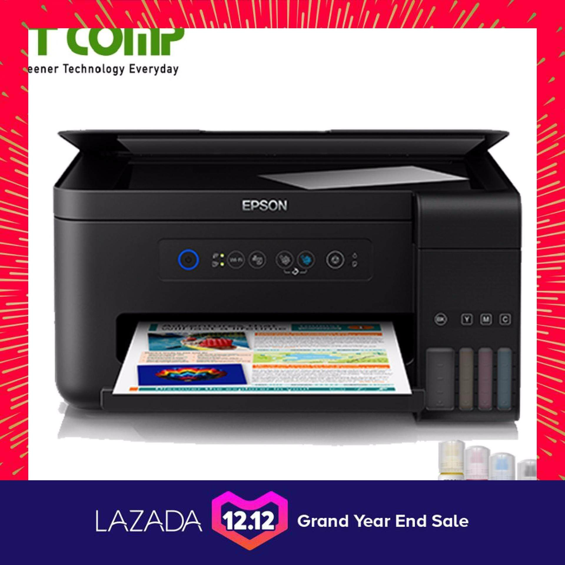 Deal Big Save Epson L4150 Wi-Fi All-in-One Ink Tank Printer with