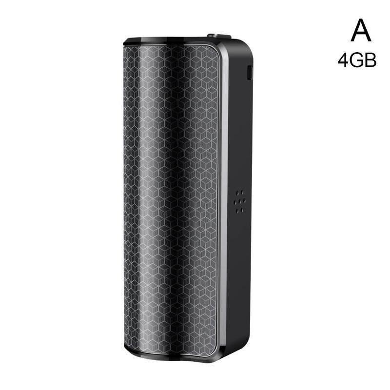 JNN Q70 8GB Magnetic USB Mini Voice Spy Recorder Audio Voice Activated Mini Clip
