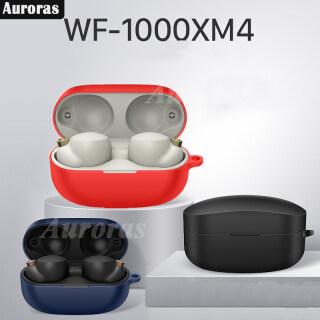 Cho Vỏ SONY WF-1000XM4 Sony, Hộp Sạc Tai Nghe Bluetooth Không Dây, Vỏ Bảo Vệ Vỏ Silicon Mềm Lỏng Cho WF-1000XM4 Sony thumbnail